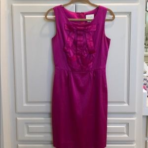 Beautiful Kate Spade silk bow dress